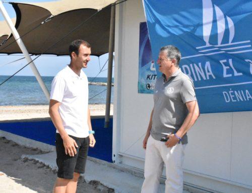 Marina El Portet – sede del Open Autonómico de la Fórmula Kite