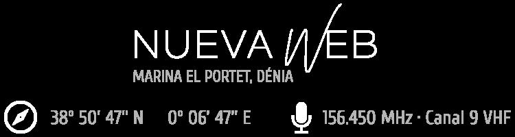 Nueva web Marina el Portet by Perfect Pixel Publicidad