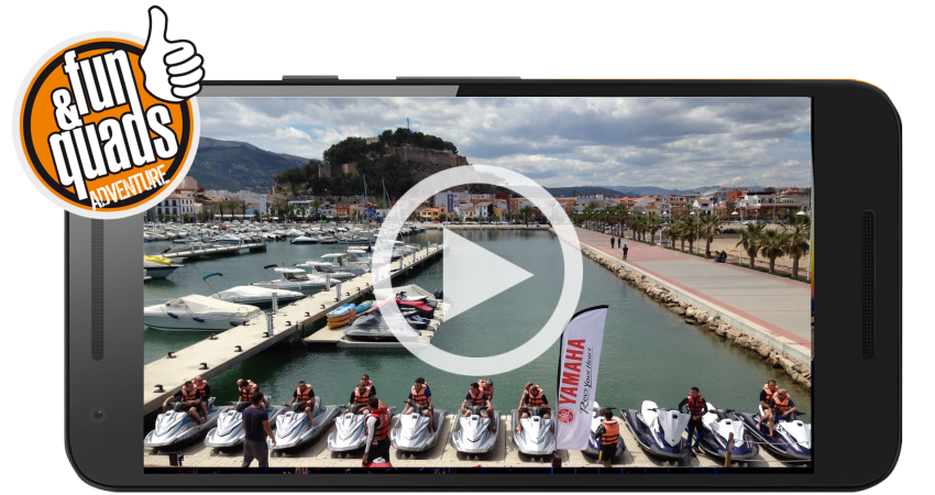 Video Fun & Quads Adventure Marina el Portet