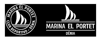 Marina el portet de Dénia Logo