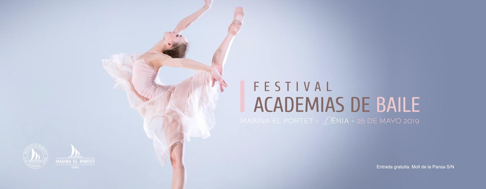 Colabora Joaquin Molpeceres en el festival de Danza Denia Marina el POrtet