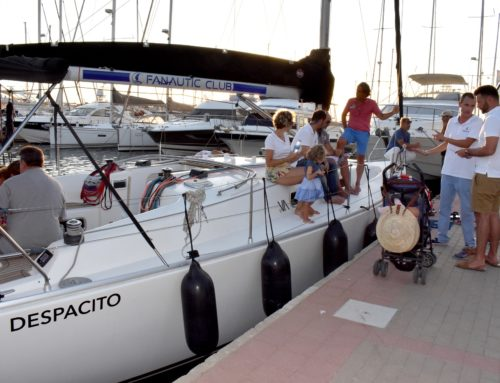 Fanautic Club en Marina El Portet de Dénia