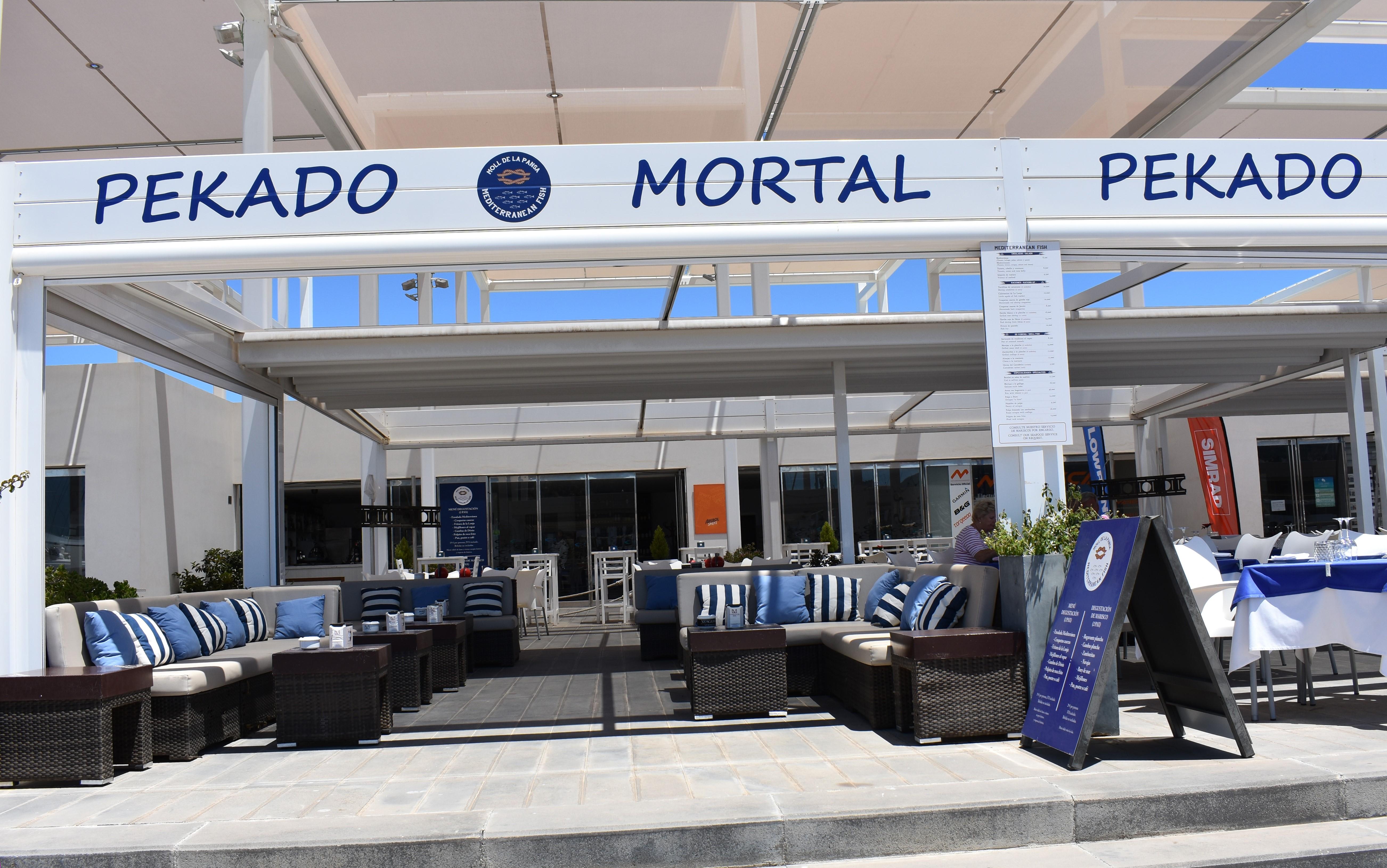 Nueva edición de la Feria del Pulpo en Pekado Mortal de Marina El Portet