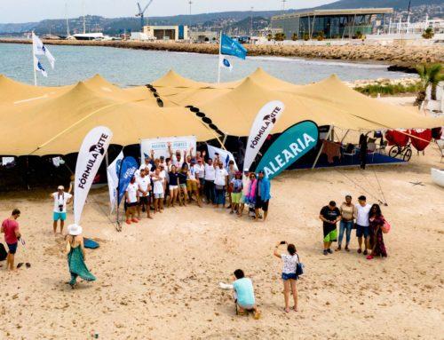Campaña de limpieza de la costa este domingo en Marina el Portet