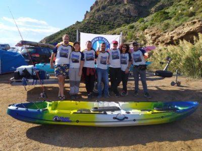 Joaquín Molpeceres Sanchez Club de Pesca Kayak Marina el Portet