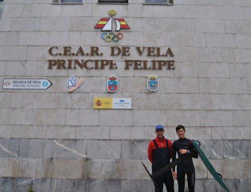 Álex Climent podría tener plaza olímpica de Fórmula Kite