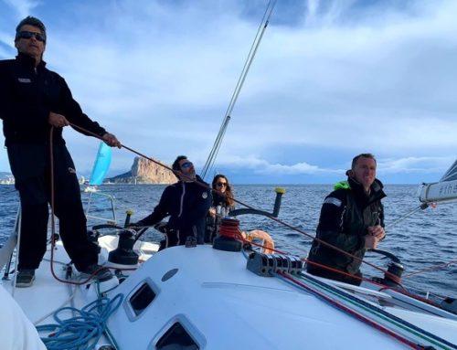 El Club Marina El Portet de Vela segundo puesto en Calpe