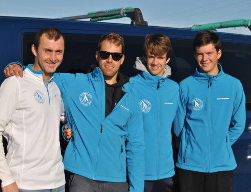Alejandro Climent y Kiko Peiro copan los primeros puestos en la Fórmula Kite Spain Series