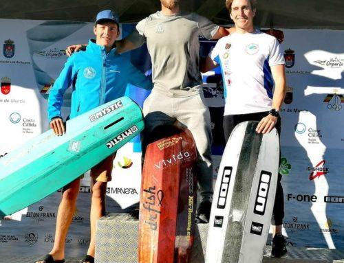 Álex Climent se proclama campeón de España en Murcia