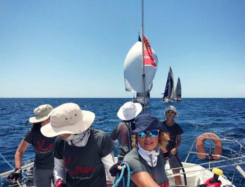 El equipo de Vela de Marina El Portet ultima el calendario de la temporada