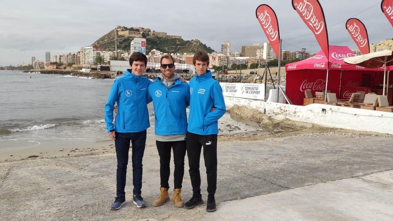 Campeonato de España de Fórmula Kite en Murcia
