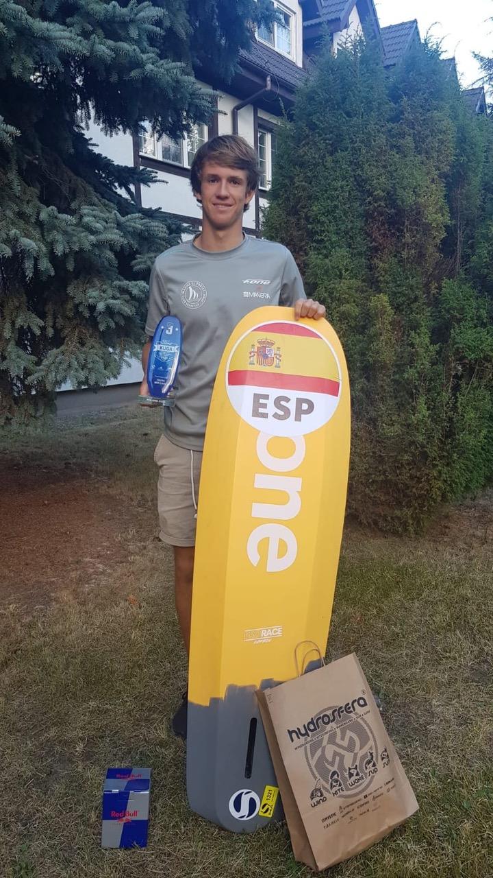 Entrevista al campeón dianense Sebastián Ducos Joaquin Molpeceres Sanchez Marina el Portet
