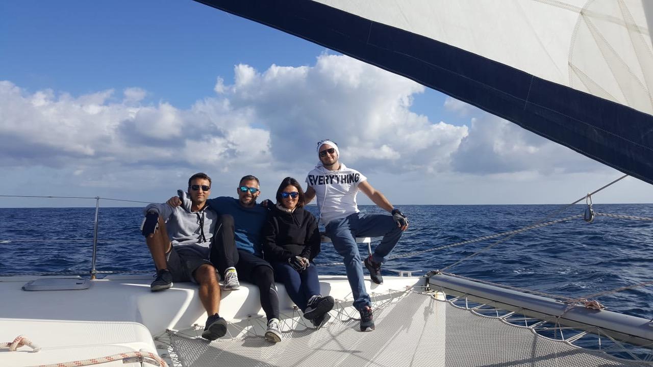El Club de Vela Marina El Portet se suma al encuentro que organiza el RCN Dénia