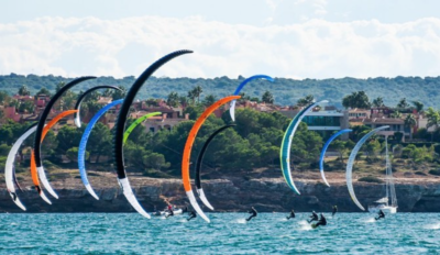 Formula Kite Joaquin Molpeceres CD Marina el Portet