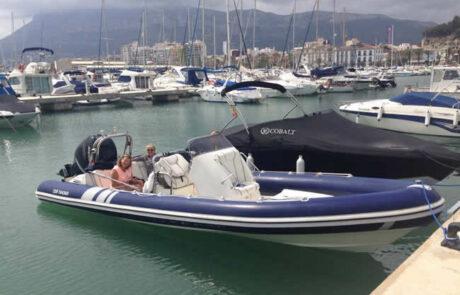 White Coast Marine ElPortet Denia Joaquin Molpeceres Picture 4