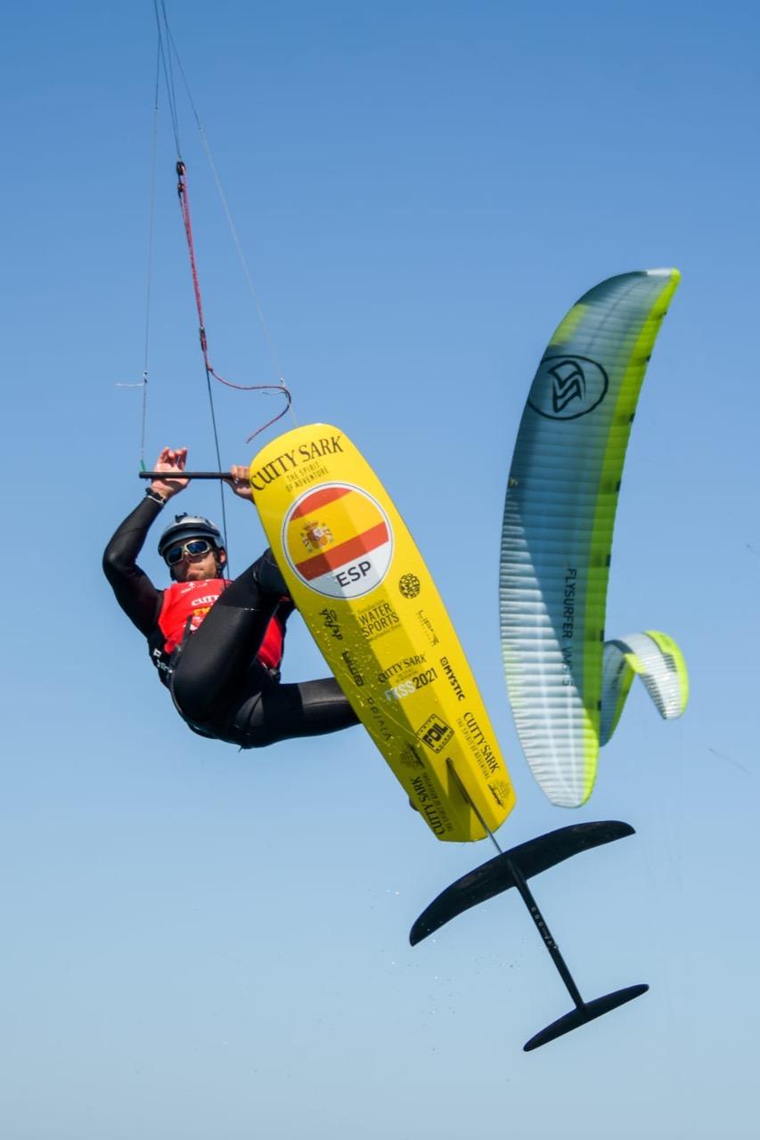 Marina el Portet Joaquin Molpeceres Formula Kite Cutty Shark