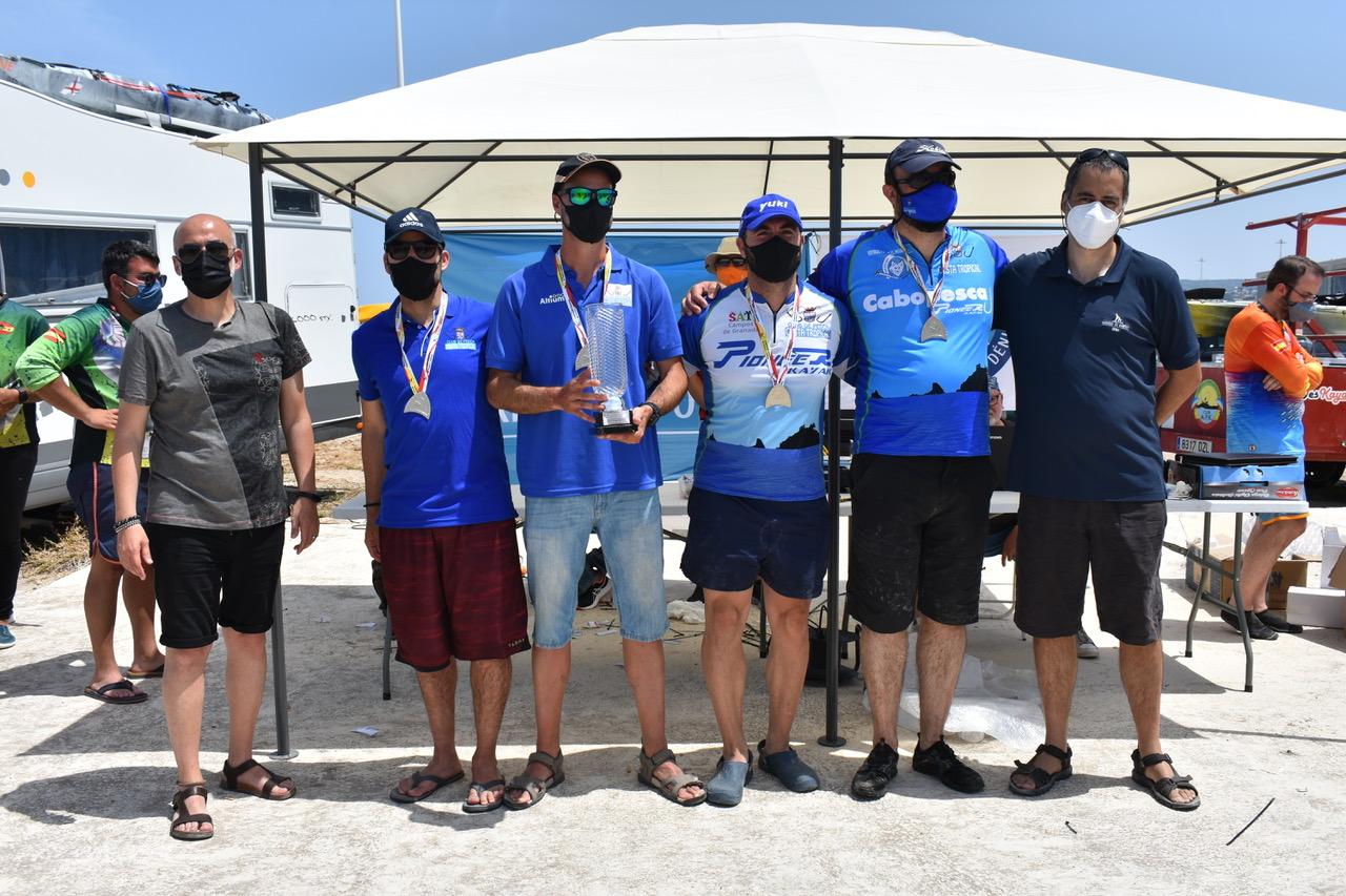 Campeonato de España de Pesa en Kayak de Clubes Joaquin Molpeceres