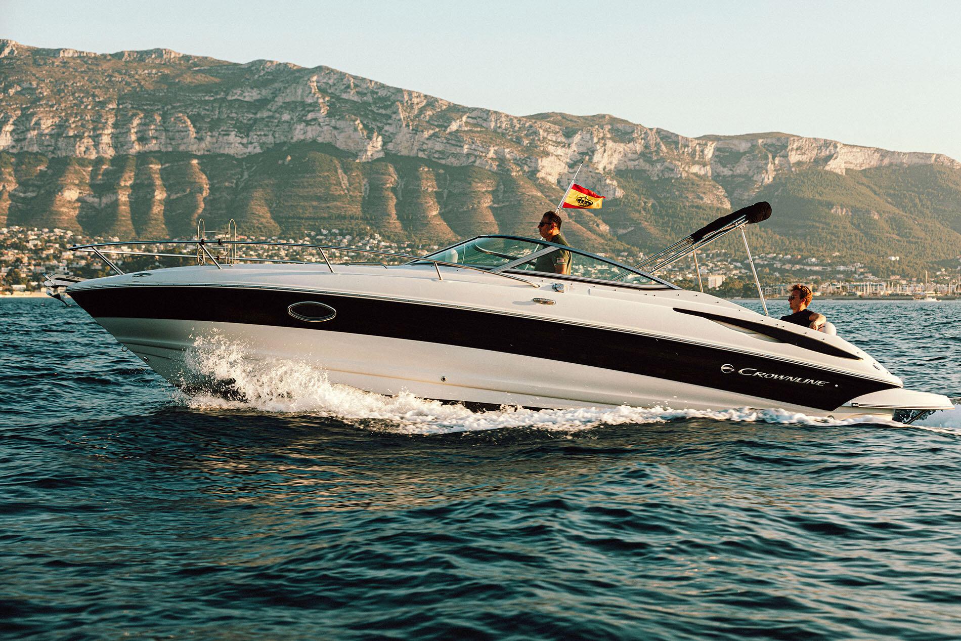 Nomada Luxury Boats Marina ElPortet Denia Joaquin Molpeceres BG Parallax