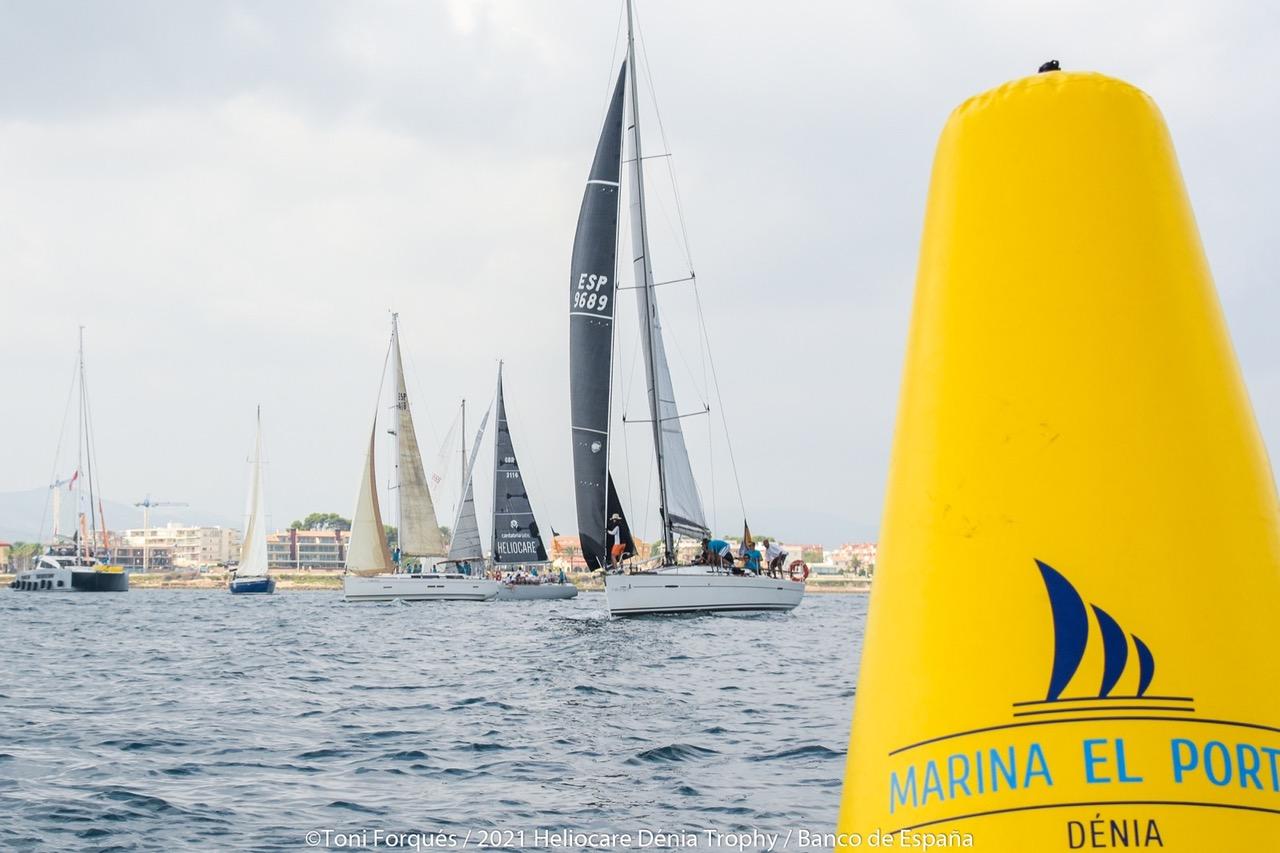 El Club de Vela de Marina El Portet sube al podio en tres pruebas con la embarcación Kim